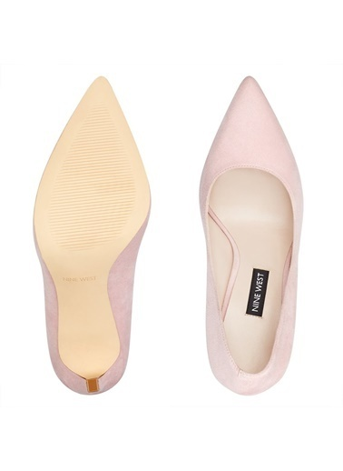 Nine West Stiletto Ayakkabı Pembe